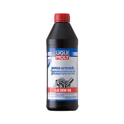 Моторное масло LiquiMoly Hypoid-Getriebeoil 80W-90, 1л, минеральное