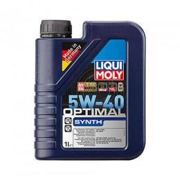 LiquiMoly Optimal Synth  5W-40 синт  1л  SN/CF A3/B4  LM3925
