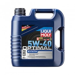 LiquiMoly Optimal Synth  5W-40 синт  4л  SN/CF A3/B4  LM3926