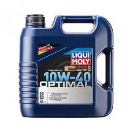 LiquiMoly Optimal 10W-40  п/с 4л  SL/CF A3/B3  LM3930