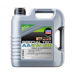 LiquiMoly Leichtlauf Spezial AA  5W-30 синт  4л  SN, ILSAC GF-5  LM7516