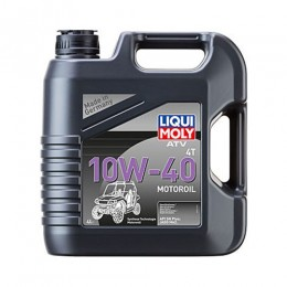 LiquiMoly 4-T  ATV Motoroil Offroad SN MA2  10W40 4л LM7541