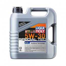LiquiMoly Special Tec LL  5W-30 синт  4л  SL/CF A3/B4 LM7654