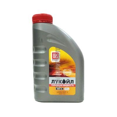 Тормозная жидкость ЛУКОЙЛ Dot-3, 910г.