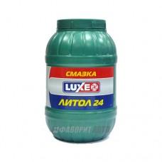 Смазка LUXE литол-24   2,1 кг. арт.711