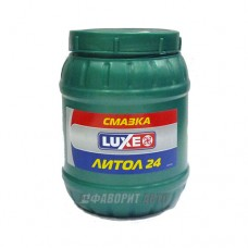 Смазка LUXE литол-24   0,85 кг. арт.712