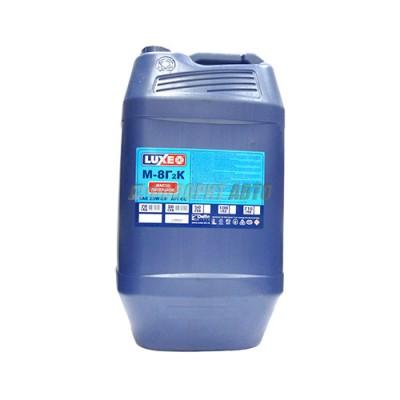 Моторное масло LUXE (DL) М8Г2К 20W-20, 30л, минеральное