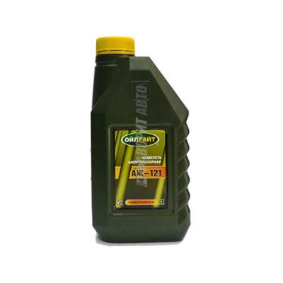 Жидкость для амортизаторов OIL RIGHT АЖ-12Т, 1л