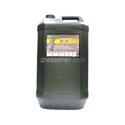 Моторное масло OIL RIGHT КС-19 SAE 40, 30л, минеральное