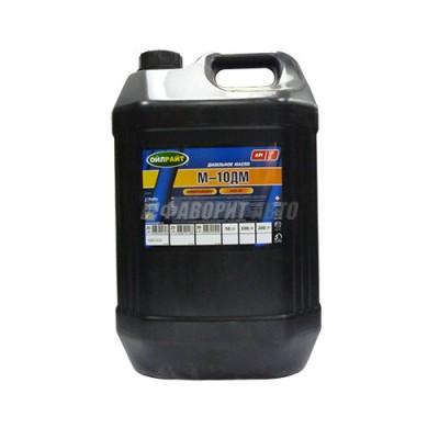 Моторное масло OIL RIGHT М-10ДМ, 20л, минеральное