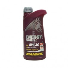 MANNOL  Energy Combi 5*30 SL/CF 1л  синт  #