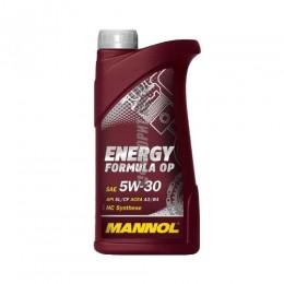 MANNOL  Energy Formula OP   5*30    1л  синт   /20 @