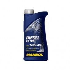 MANNOL  Diesel Extra  10*40    1л  п/с   /20
