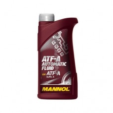MANNOL   ATF -A   Automatic Fluid Suffix транс.   1л