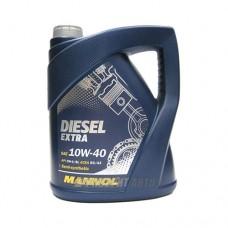 MANNOL  Diesel Extra  10*40    5л  п/с   /4