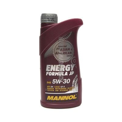 Моторное масло MANNOL Energy Formula JP 5W-30, 1л, синтетическое