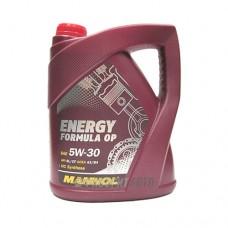 MANNOL  Energy Formula OP   5*30    5л  синт   /4 @