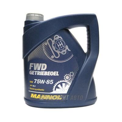 Трансмиссионное масло MANNOL FWD 75W-85, 4л, полусинтетическое