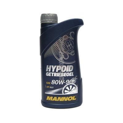 Моторное масло MANNOL Hipoid Getribeoel 80W-90, 1л, минеральное