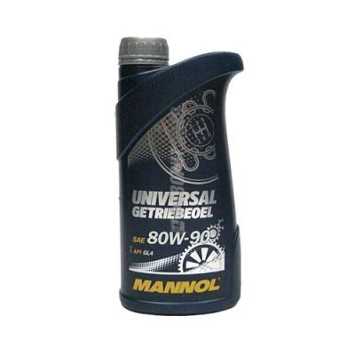 Трансмиссионное масло MANNOL Universal Getribeoel 80W-90, 1л