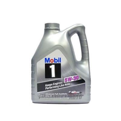 Моторное масло MOBIL-1 X 1 5W-30, 4л, синтетическое