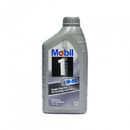 MOBIL-1   FS  X1  5W50    1л синт