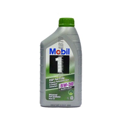 Моторное масло MOBIL ESP Formula 5W-30, 1л, синтетическое