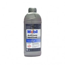Антифриз  MOBIL  Advanced   1л красный КОНЦ
