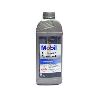 Антифриз MOBIL Advanced красный (концентрат), 1л
