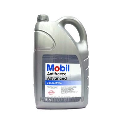 Антифриз MOBIL Advanced красный (концентрат), 5л