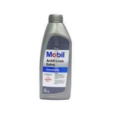 Антифриз  MOBIL  Extra   1л  сине-зеленый