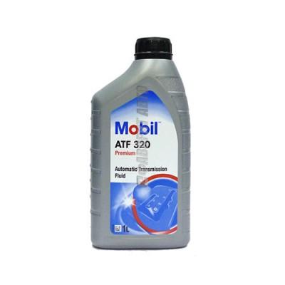Трансмиссионное масло MOBIL ATF 320 DEXRON III, 1л, минеральное