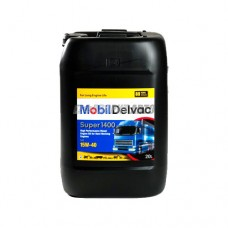 MOBIL DELVAC SUPER 1400 15W-40  20л