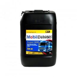 MOBIL DELVAC SUPER 1400E 15W40  20л #