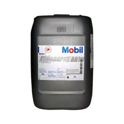 Моторное масло MOBIL SUPER 2000 X 1 10W-40, 20л, полусинтетическое