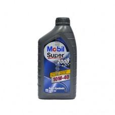 MOBIL SUPER 2000 X 1  10*40    1л п/синт GSP EU - RU