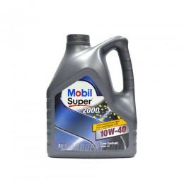 MOBIL SUPER 2000 X 1  10W40    4л п/синт