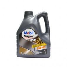 MOBIL SUPER 3000 X 1  5*40    4л  синт GSP EU - RU