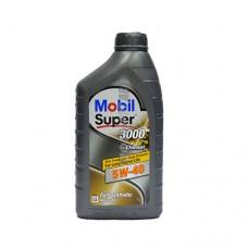 MOBIL SUPER 3000 X 1  Diesel  5*40    1л  синт GSP EU - RU