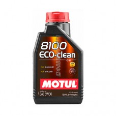 MOTUL 8100 Eco-clean 5W30 1л 101542$