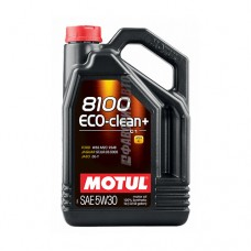 MOTUL 8100 Eco-clean+ 5W30 5л 101584$