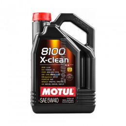 MOTUL  8100 X-clean  5W40   5л 102051$  @