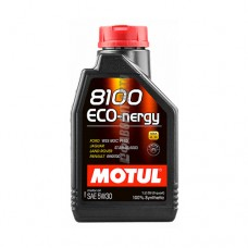 MOTUL  8100 Eco-nergy  5W30  1л 102782$