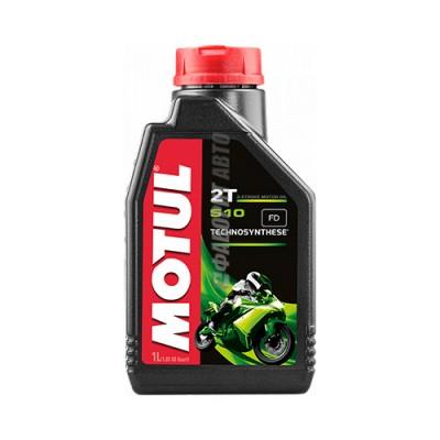 Моторноемасло MOTUL 510 2T, 1л, полусинтетическое