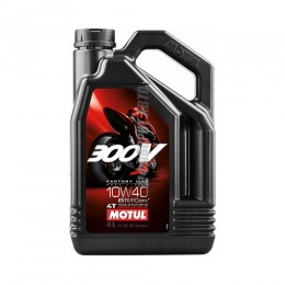 MOTUL  300V 4T FL  Road Racing 10W40  4л 104121 #$