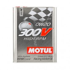 MOTUL 300V High RPM 0W20 2л 104239$