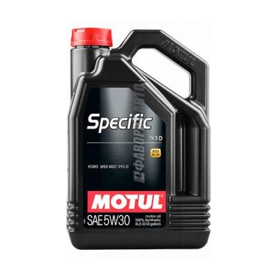 Моторное масло MOTUL Specific Ford 913 C 5W-30, 5л, синтетическое