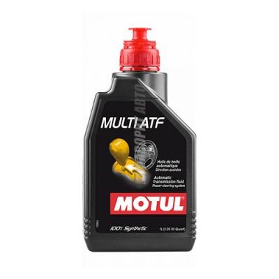 Трансмиссионное масло MOTUL Multi ATF, 1л, синтетическое