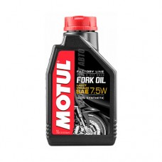 MOTUL  Fork Oil light/medium Factory Line  7,5W  1л 105926  #$