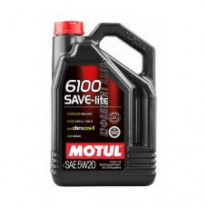 MOTUL 6100 SAVE-LITE 5W20 4л 108030$